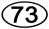 73 sticker