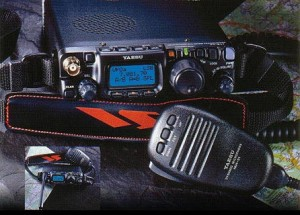 The Yaesu FT-817ND